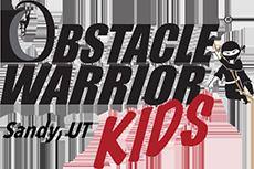 Obstacle-warrior-kids-sandy-utah-website-header-logo